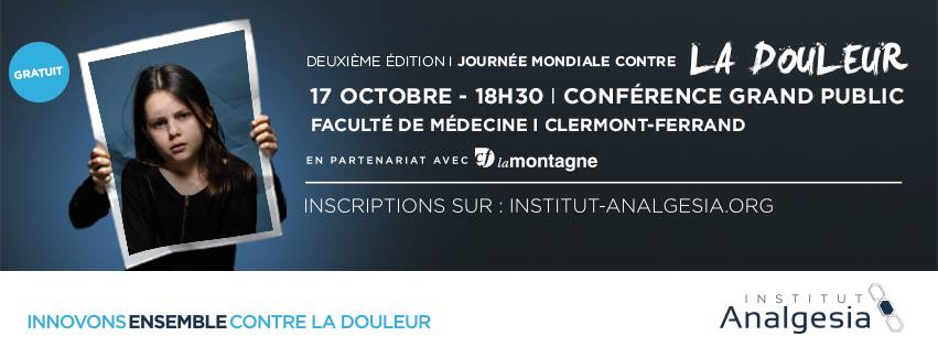 conference-grand-public-analgesia-le-17-octobre-a-clermond-ferrand