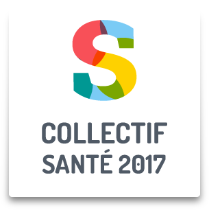 logo collectif sante 2017